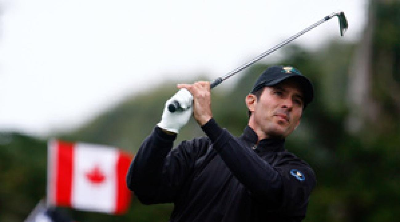 Mike Weir hasn't finished worse than T4 in two starts at the Frys.com Open.