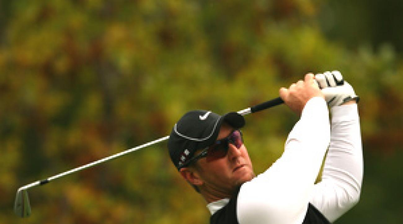 Former World No. 1 David Duval is on the bubble for his PGA Tour card next season.