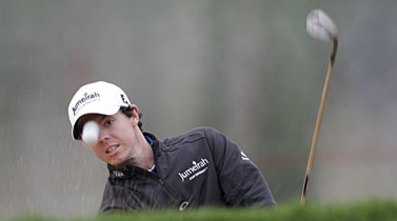 Rory McIlroy made seven birdies and no bogeys.
