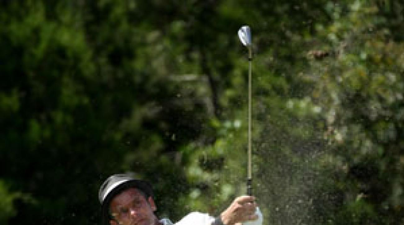 Jesper Parnevik hasn't won since the 2001 Honda Classic.