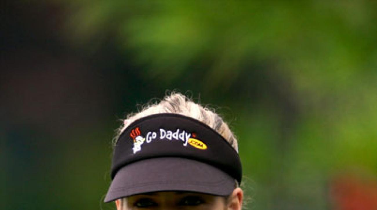 GoDaddy.com is a Web-site-registration company known for its racy commercials.