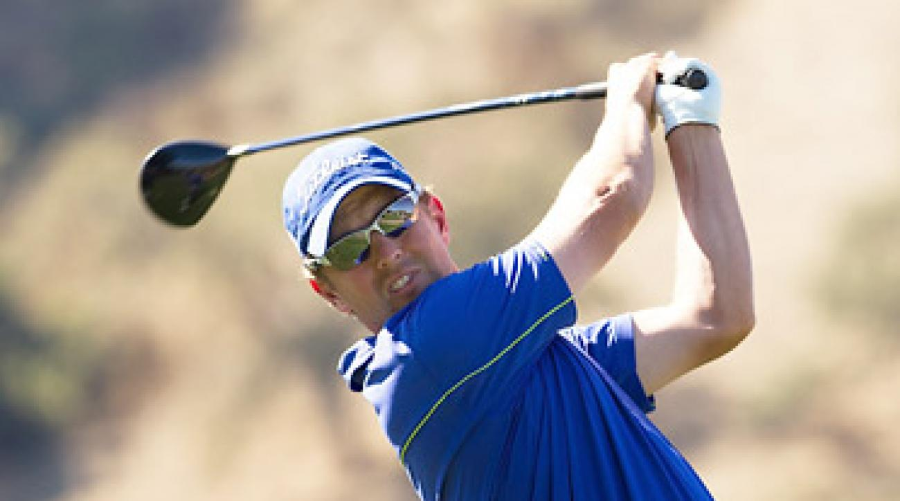 Bryce Molder defeated Briny Baird on the sixth playoff hole at CordeValle.