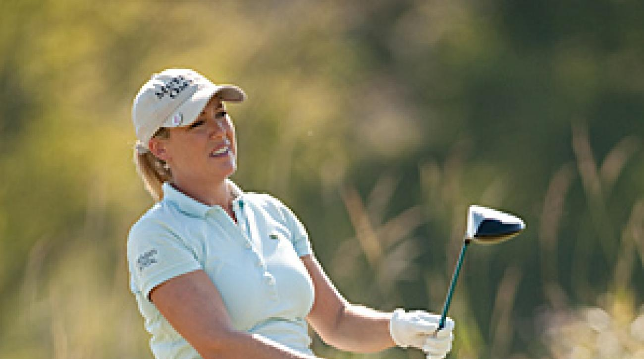 Cristie Kerr is looking for her third win of the 2010 season.