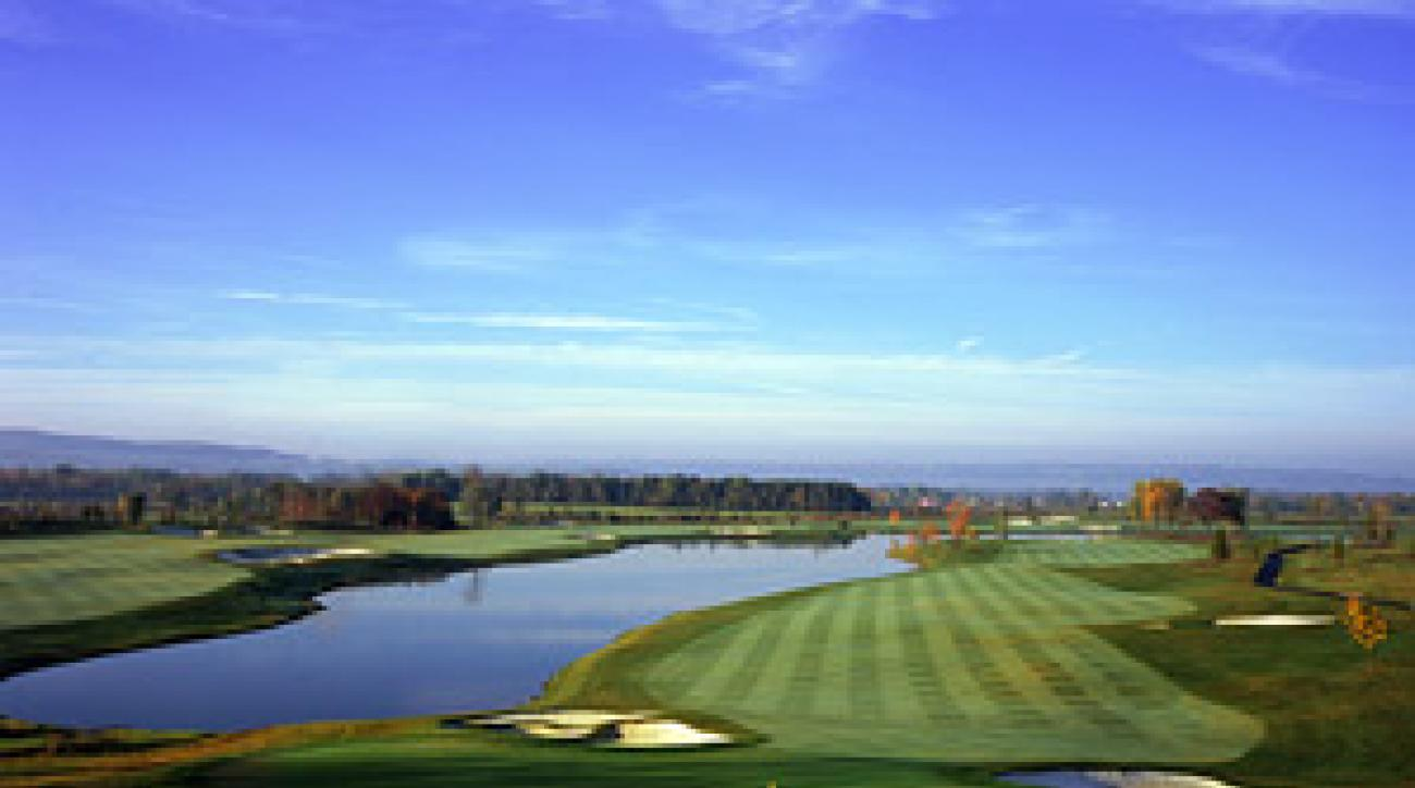 Turning Stone offers three excellent courses, including PGA Tour stop Atunyote.