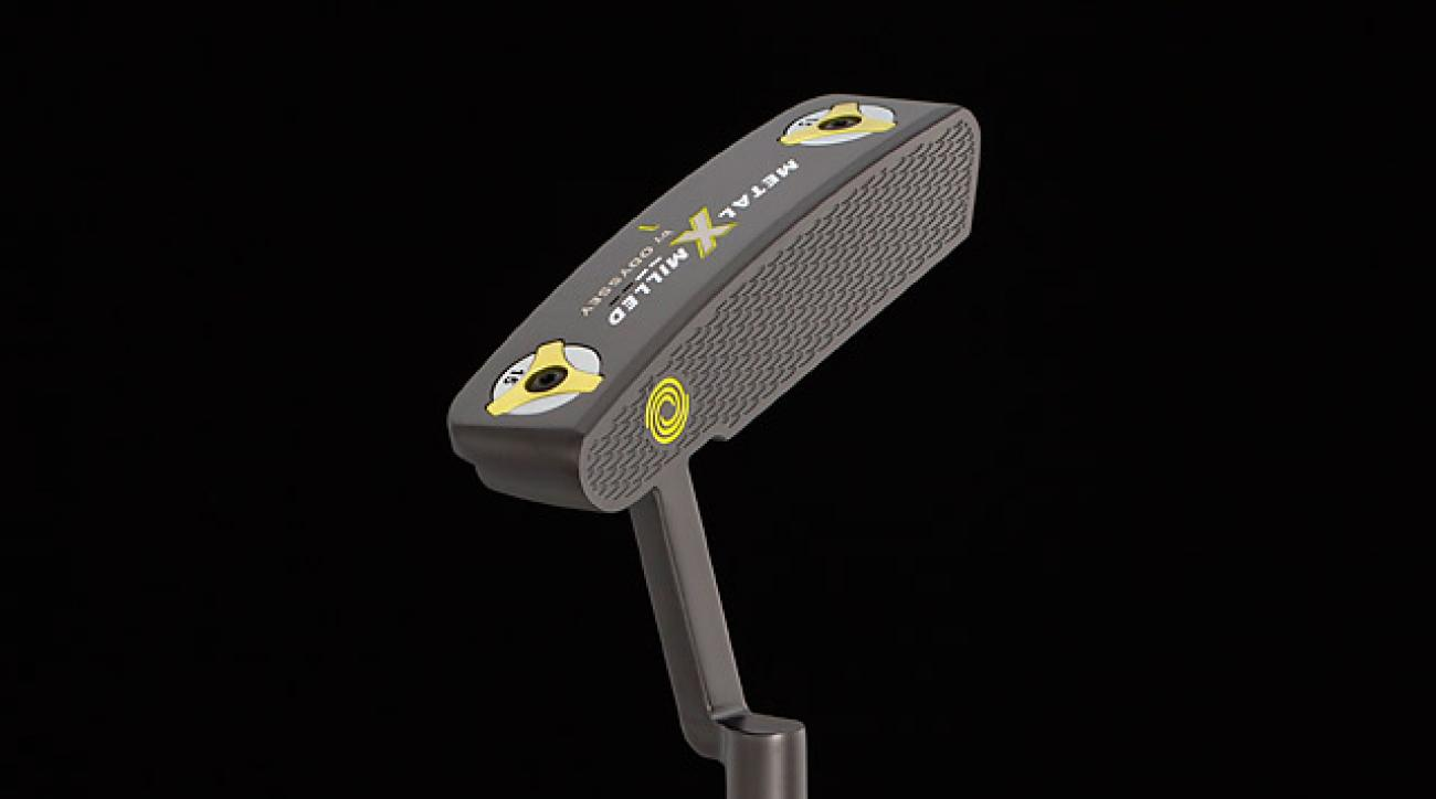 Odyssey Metal-X Milled #1 Putter
