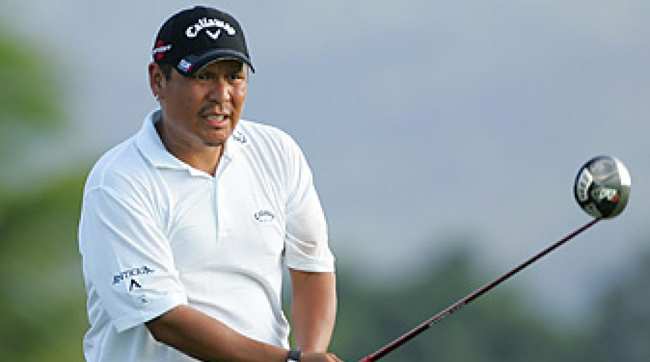 Notah Begay is now a full-time member of the broadcast team for NBC Sports and Golf Channel.