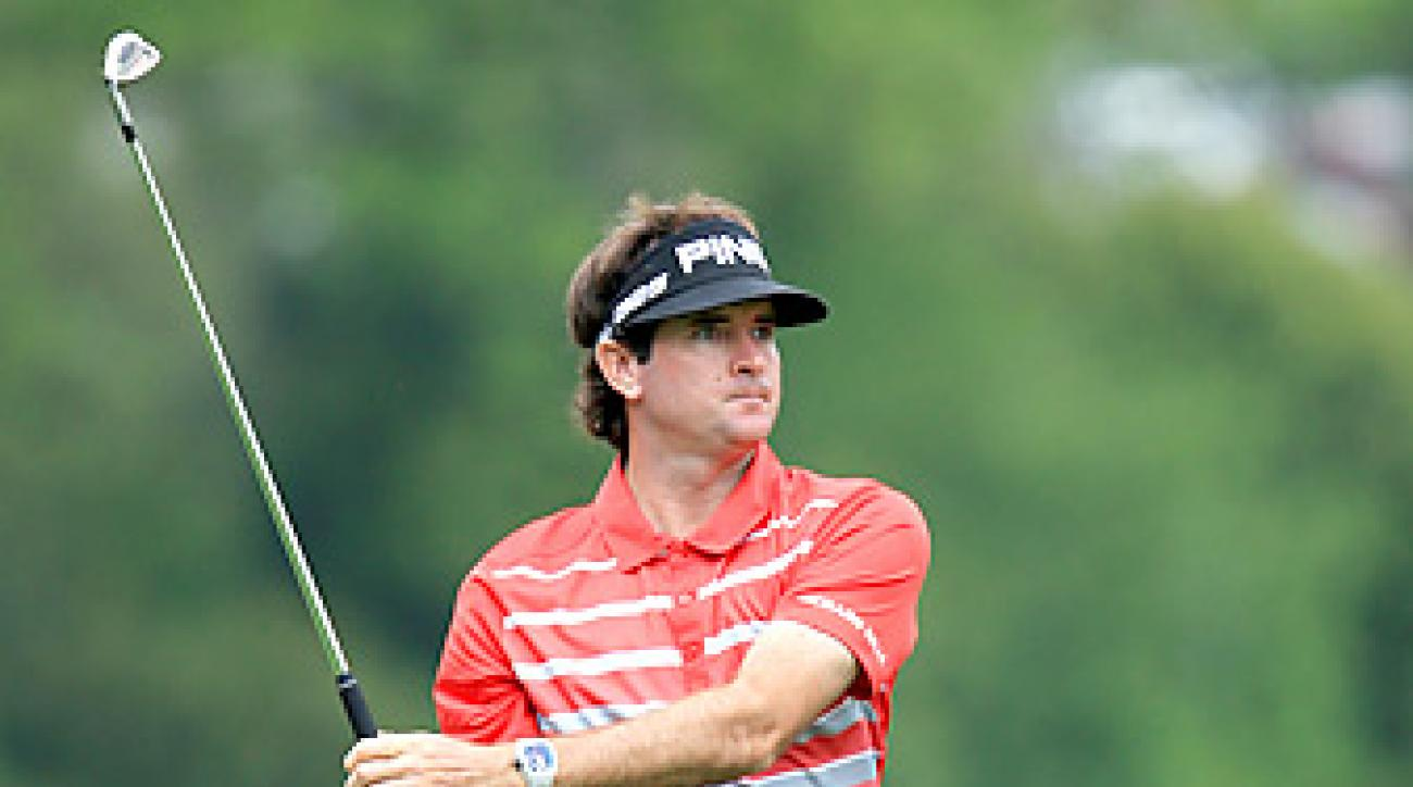 Bubba Watson could turn his season around this week in New Orleans.