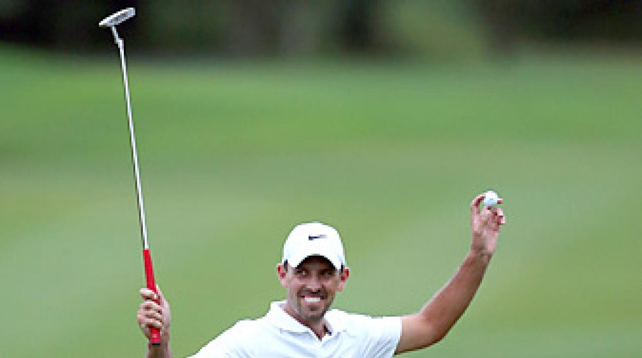 Charl Schwartzel rolled to a 12-shot victory at the Alfred Dunhill Championship.