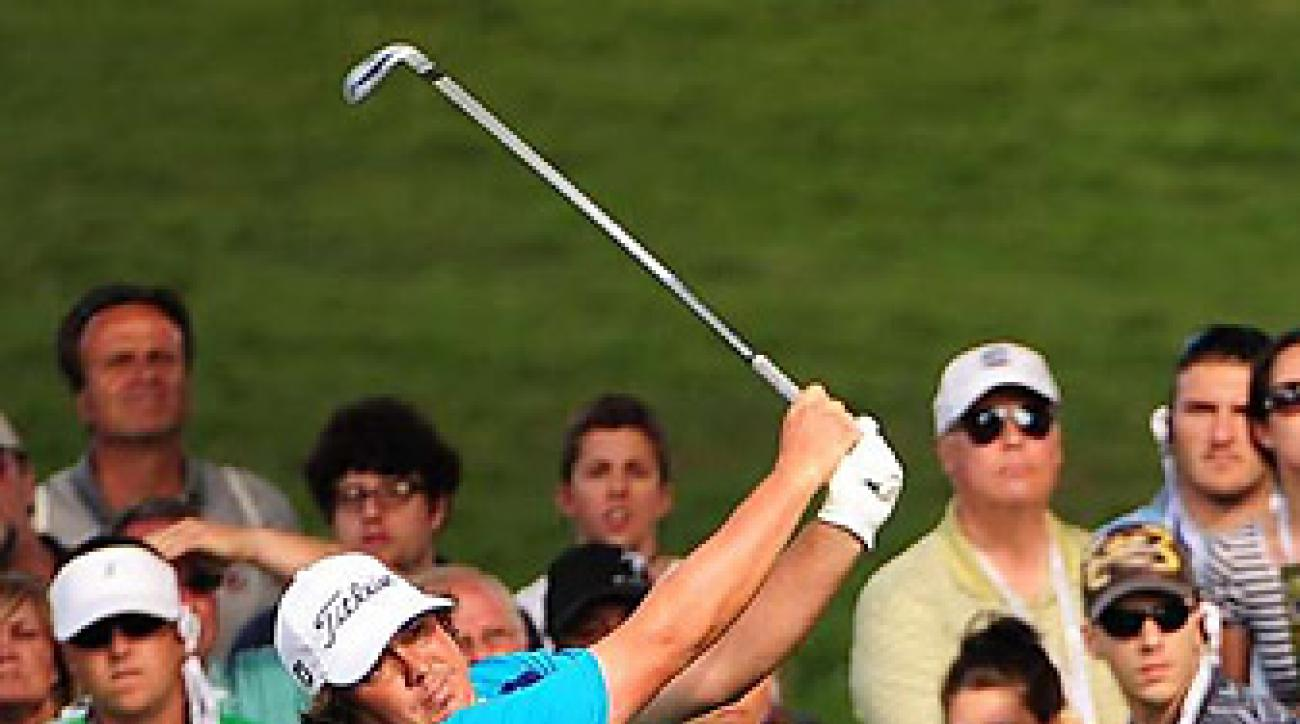 Jason Dufner earned his first career major title Sunday at the PGA Championship.