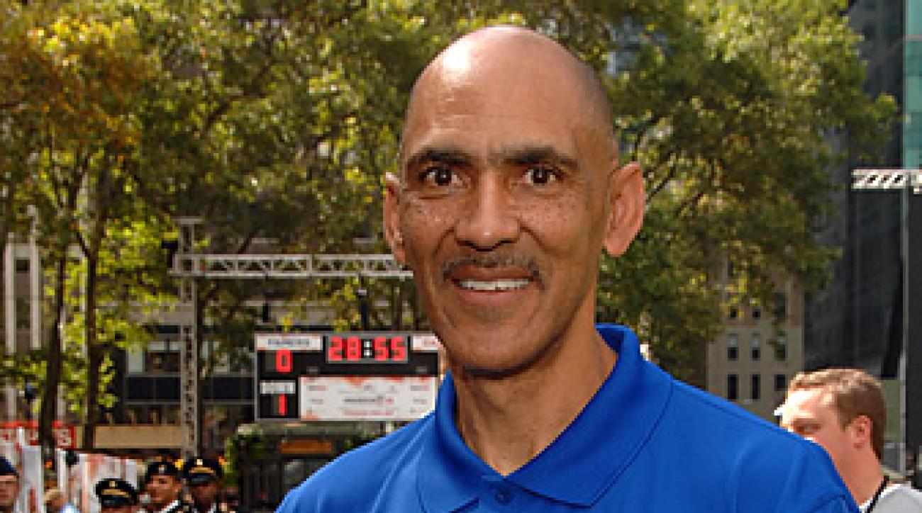 The PGA of America has hinted that the next U.S. captain could be an unconventional choice. Could that mean ... Tony Dungy?