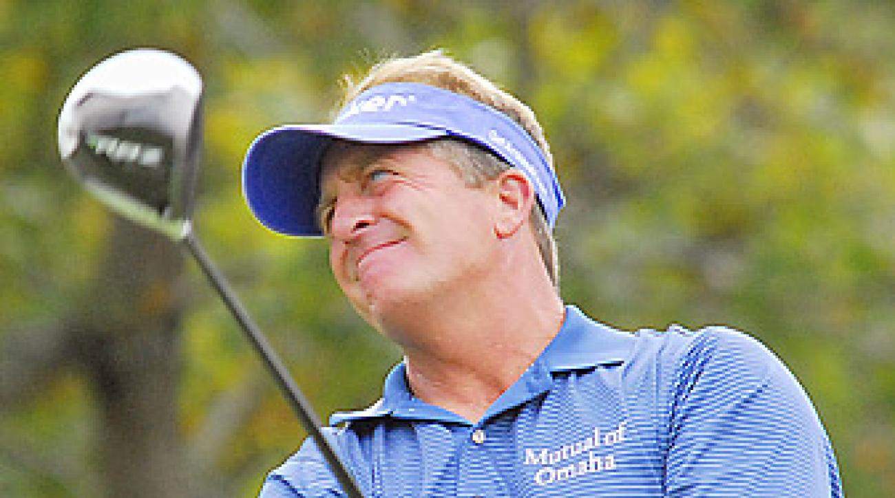 Fred Funk won his second Champions Tour event of the year.