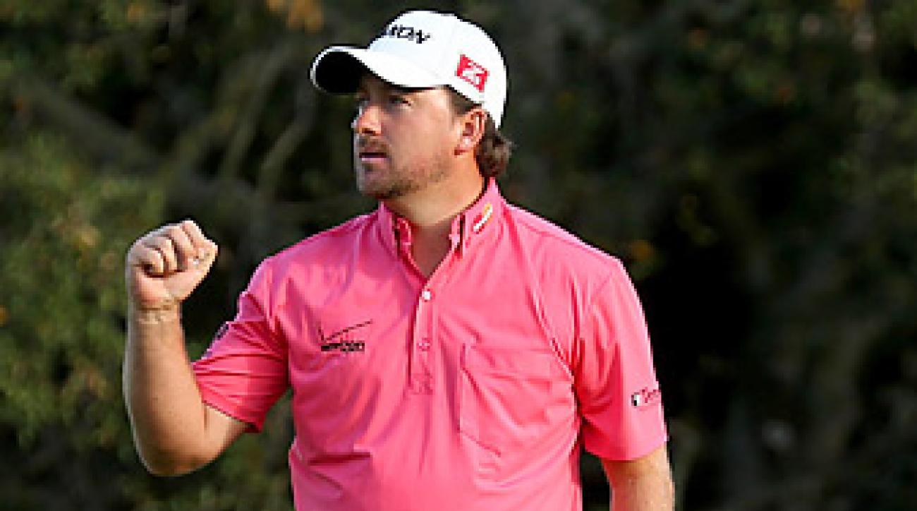 Graeme McDowell shot a 68 to win the World Challenge by three shots.
