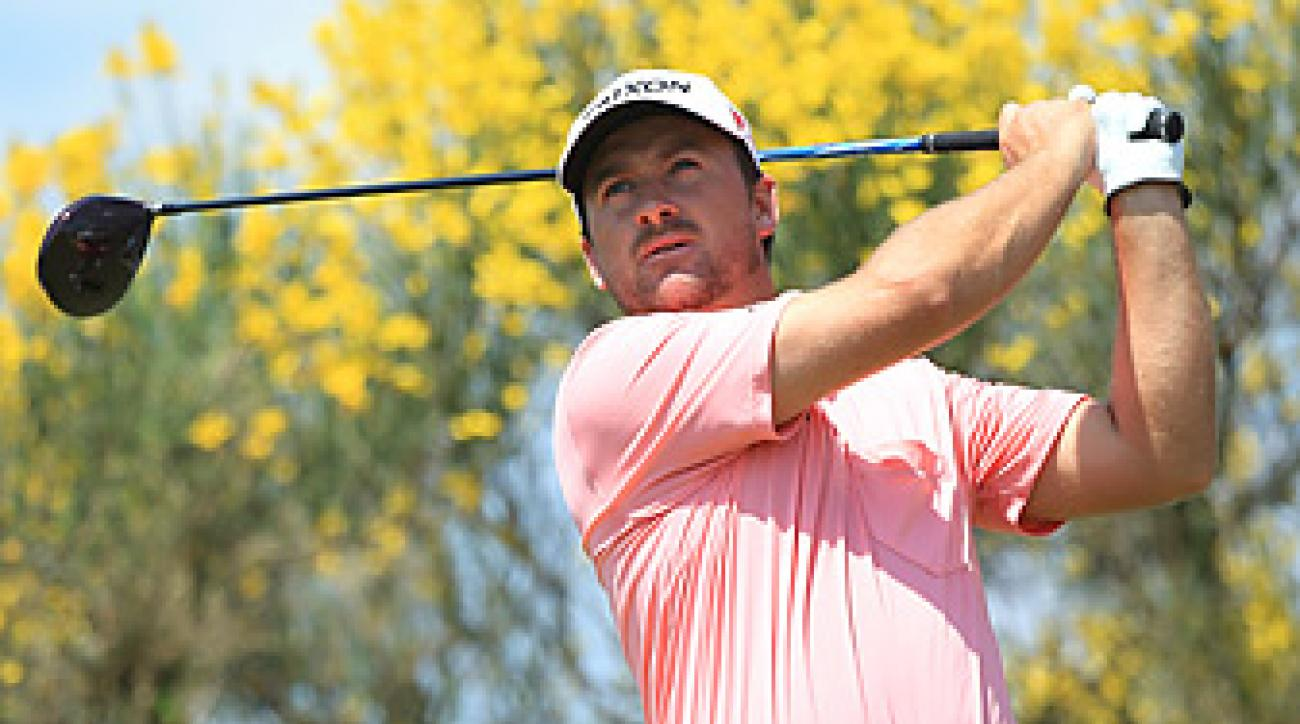 Graeme McDowell carded five birdies and a bogey to finish 9-under 275.