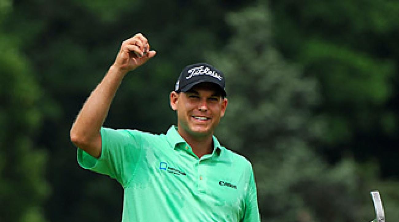 Bill Haas earned his first title of 2013 on Sunday at the AT&T National.
