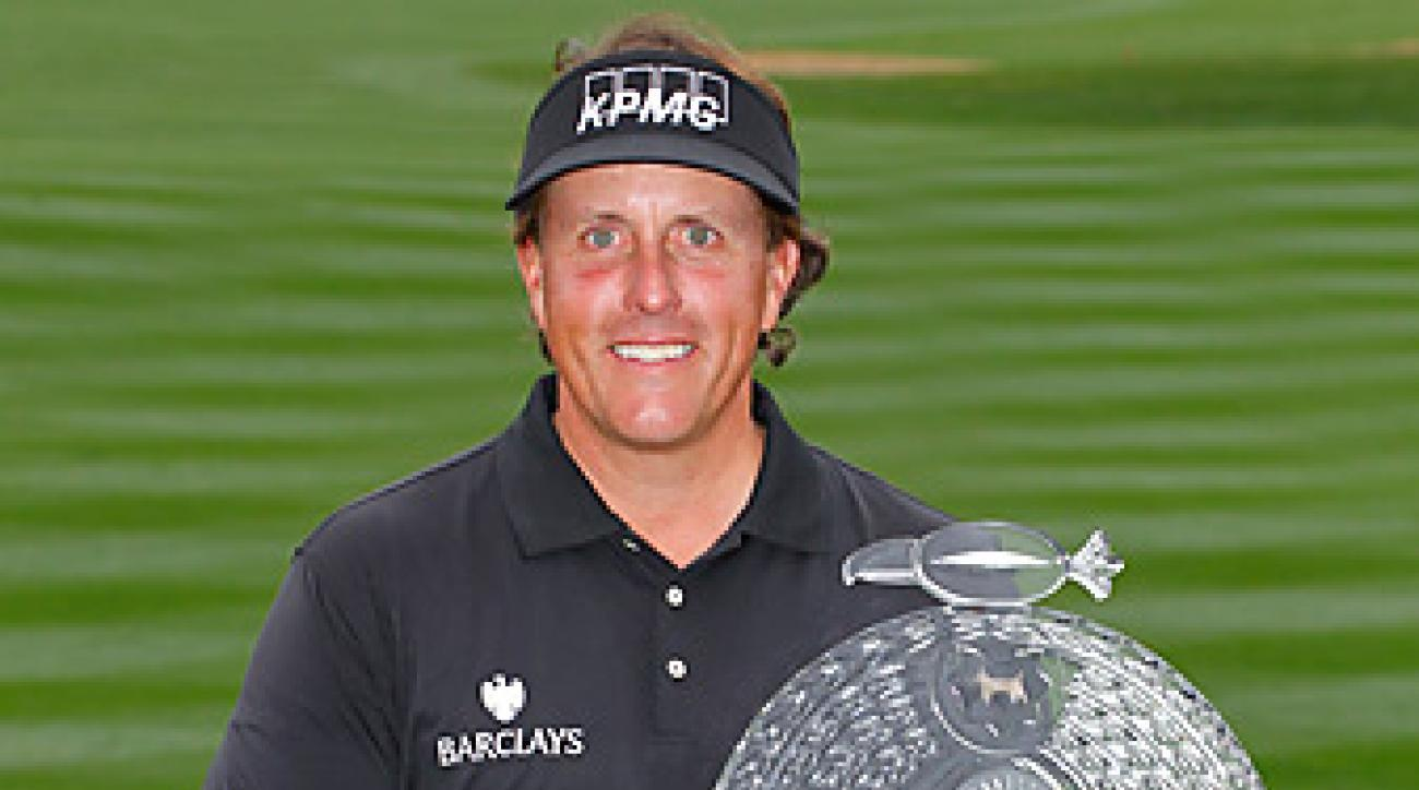 Phil Mickelson won $1,116,000 at the Phoenix Open ... but not all of it will land in his bank account.