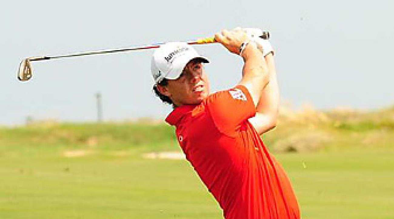 Rory McIlroy won the 2012 PGA at the Ocean Course by eight shots.