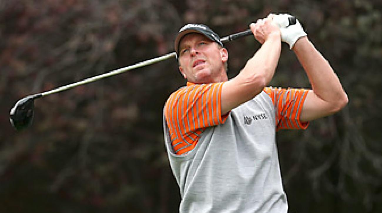 Steve Stricker will play a reduced schedule in 2013.