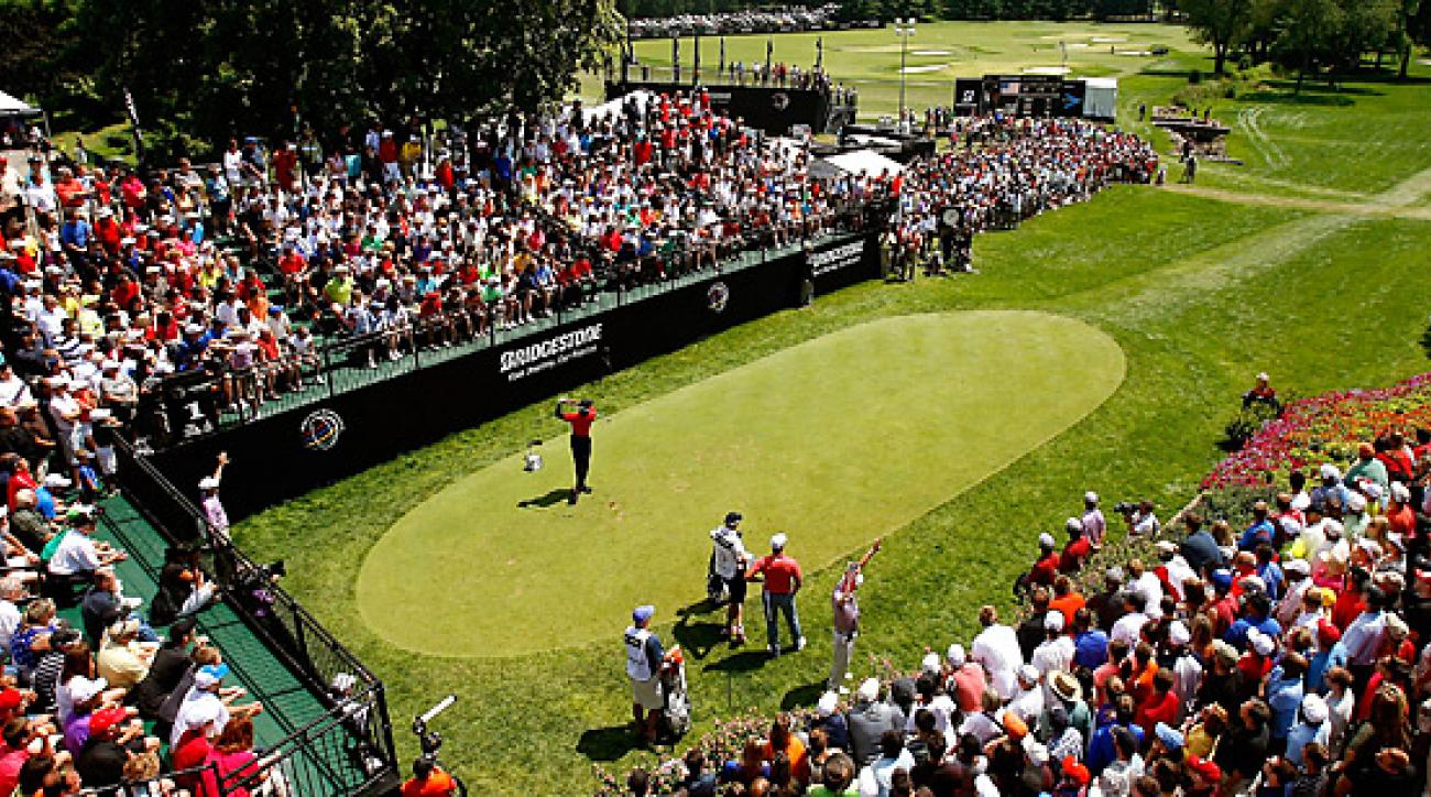 tiger woods reminded us that he u0026 39 s still the biggest thing
