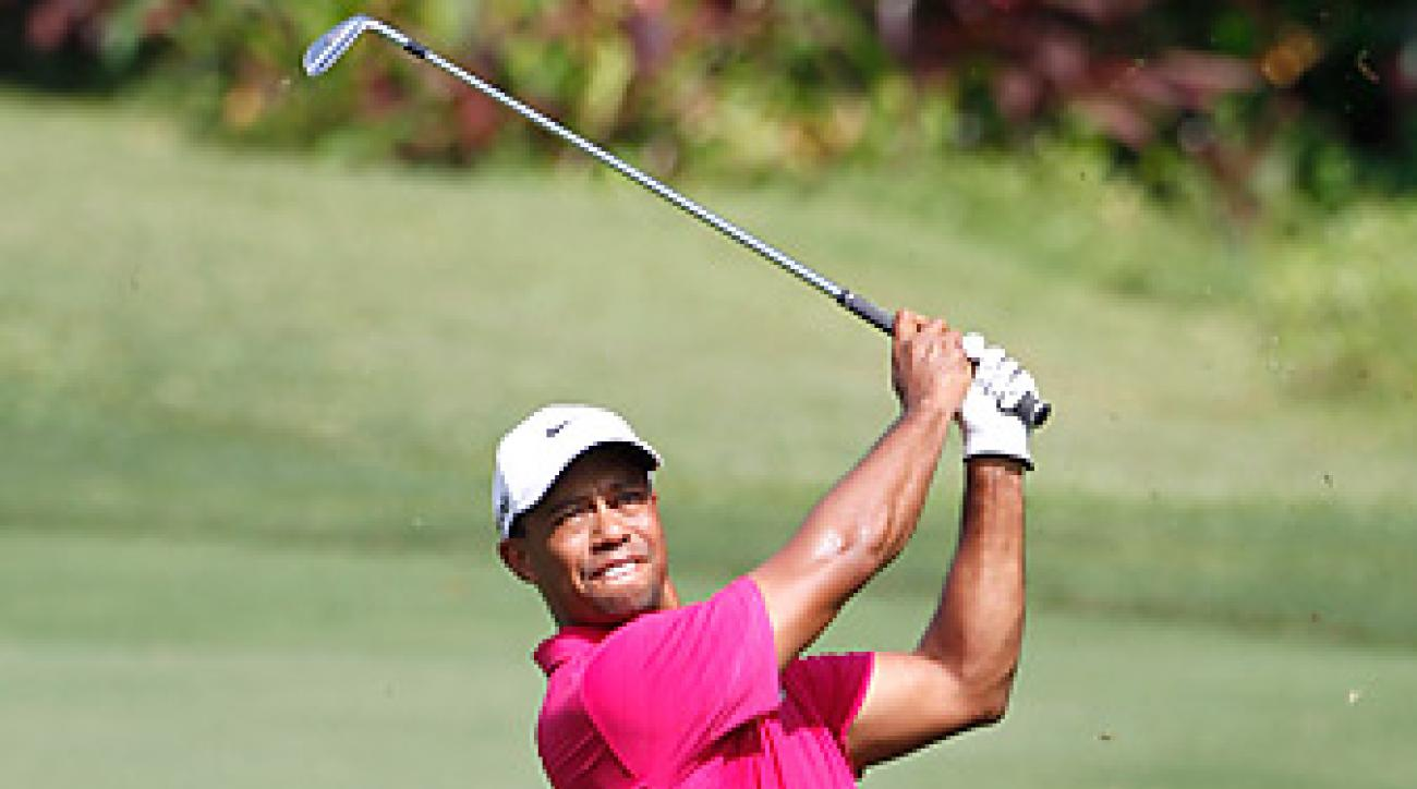 Tiger Woods will not join the European Tour in 2013.
