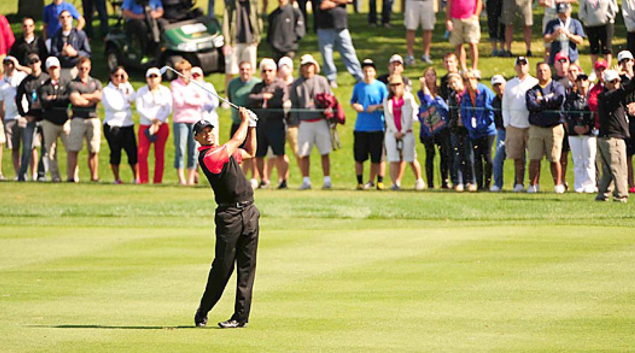 Tiger Woods cruised through the final round at Bay Hill to take back the No. 1 ranking.