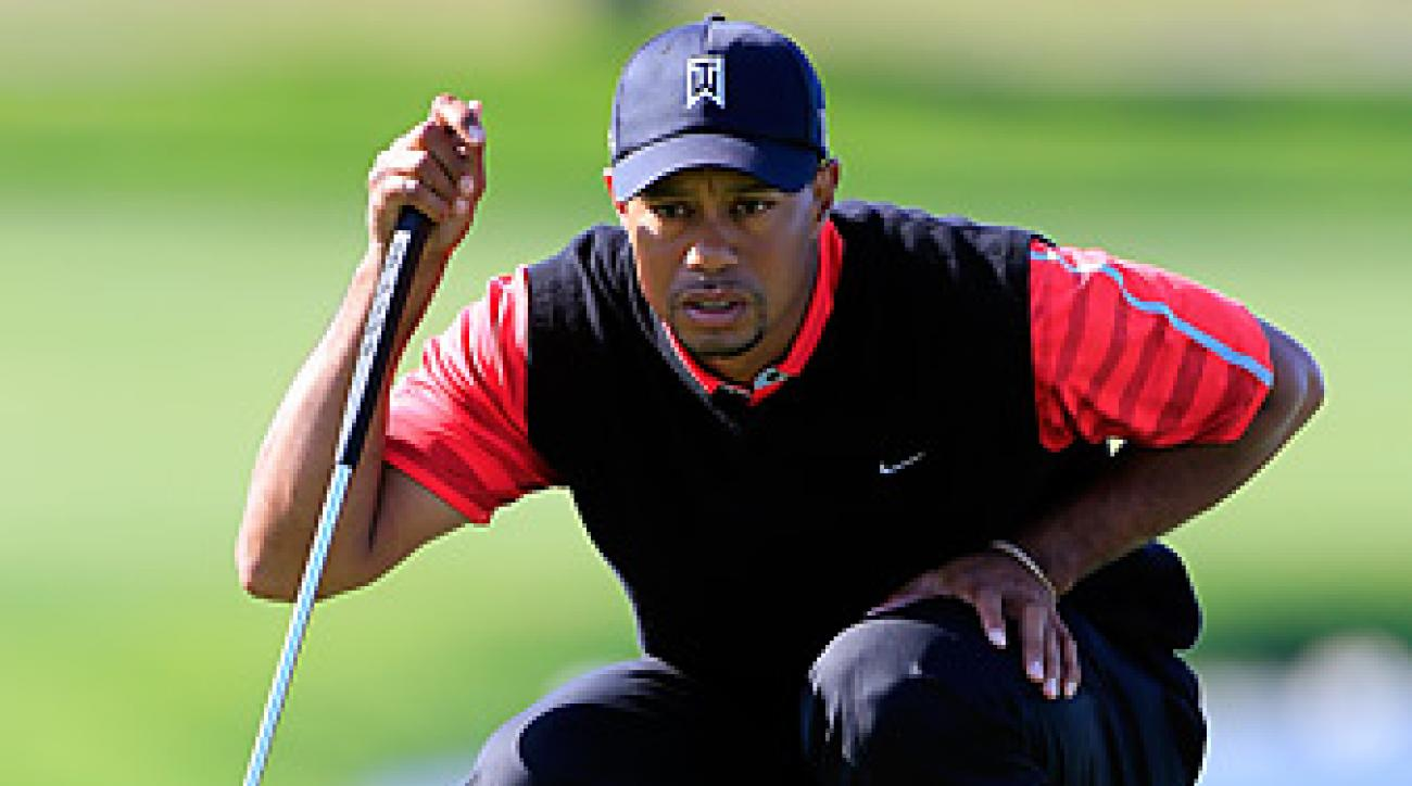 Tiger Woods rose to No. 1 in the ranking with his win at Bay Hill.