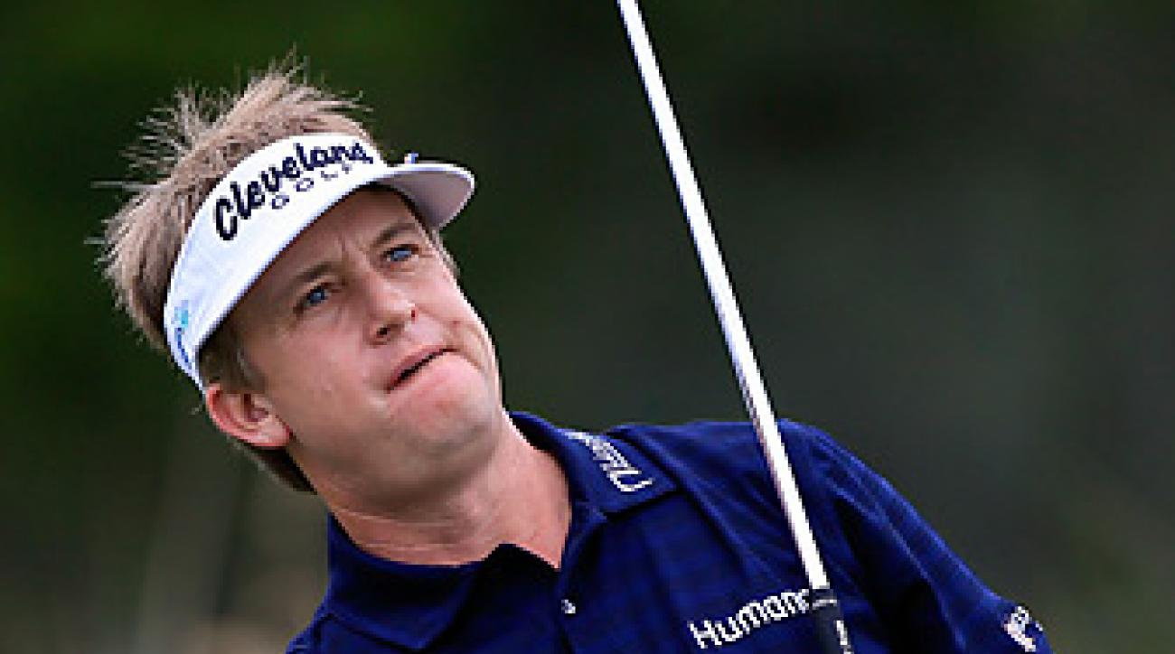 David Toms is considered one of the front-runners to be the next U.S. Ryder Cup captain.