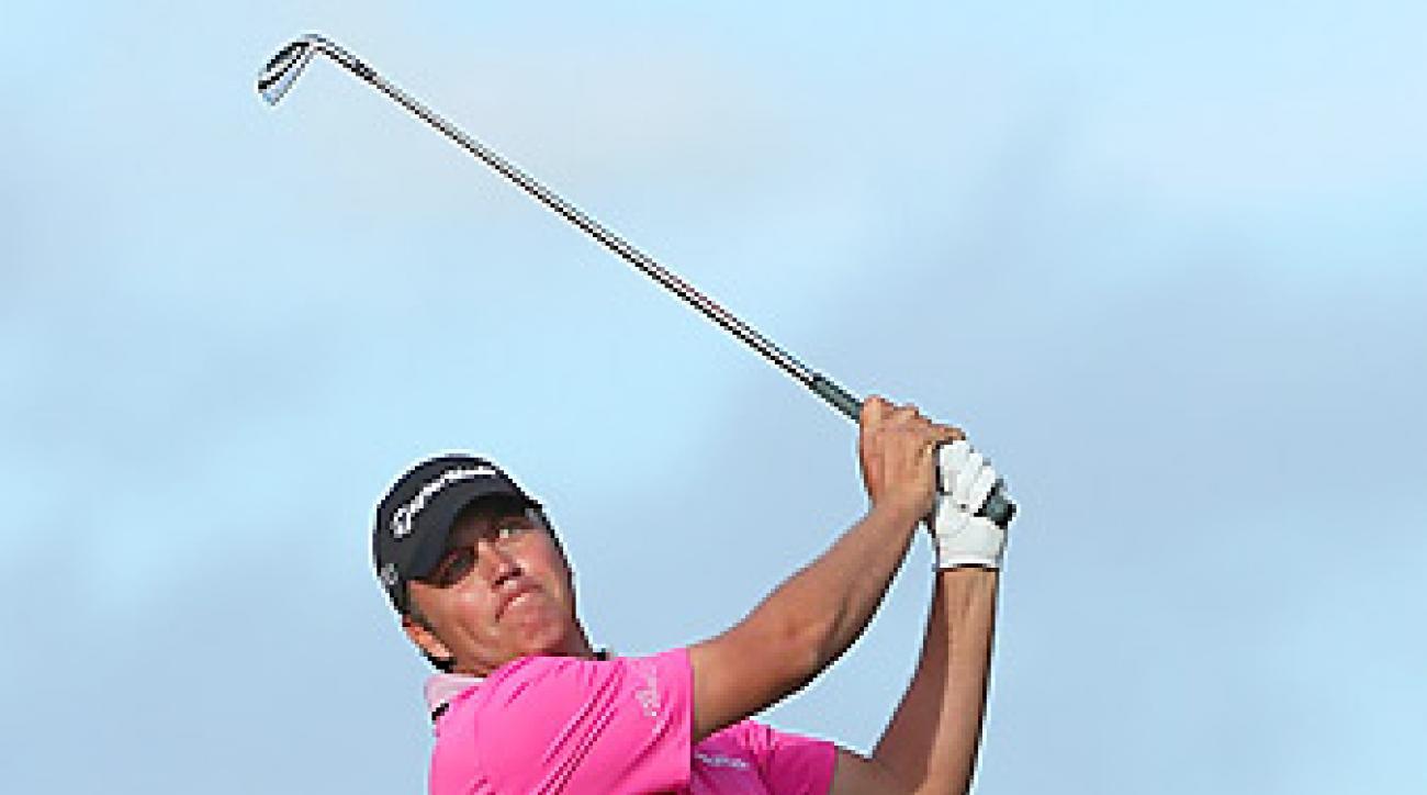 Bo Van Pelt shot a final-round 68 in Perth.