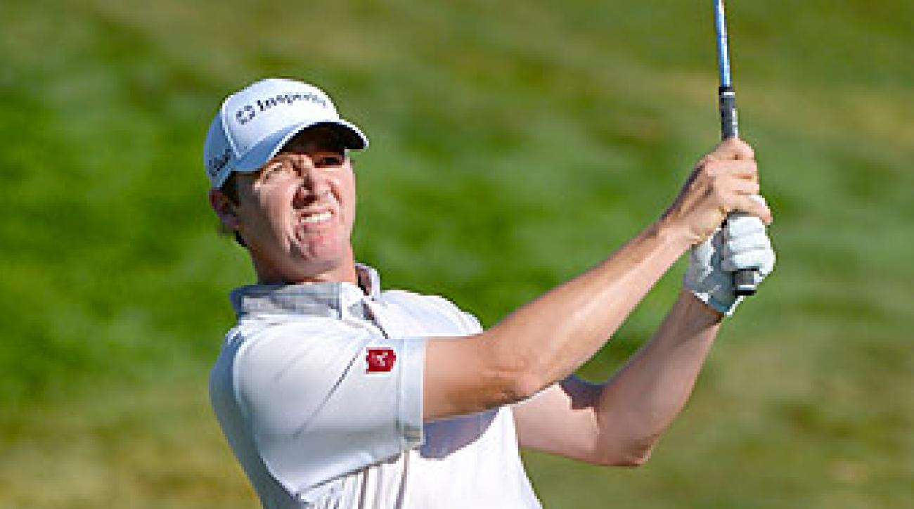 Don't look now, Jimmy Walker leads the Tour in money and FedEx Cup points.