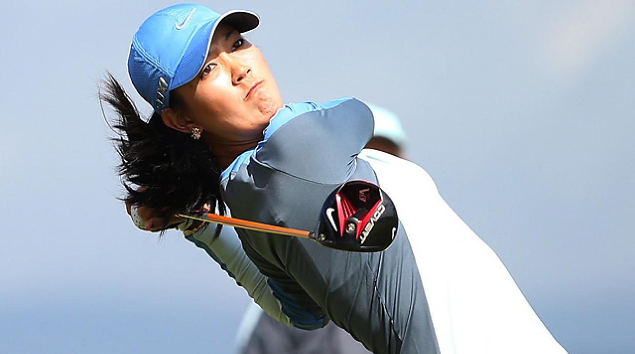 Michelle Wie became a captain's pick for the second time in the last three Solheim Cups.