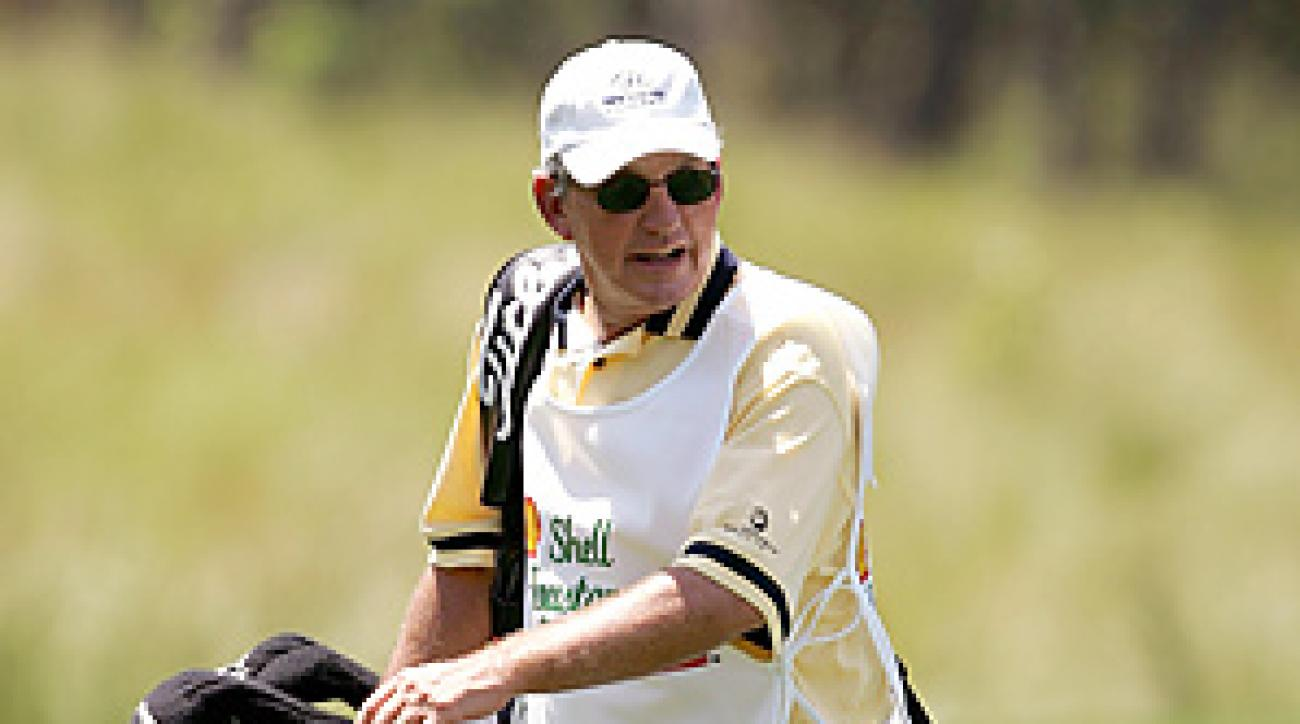 Billy Harmon coached Jay Haas for several years and focuses on fundamentals, rather than a specific method.