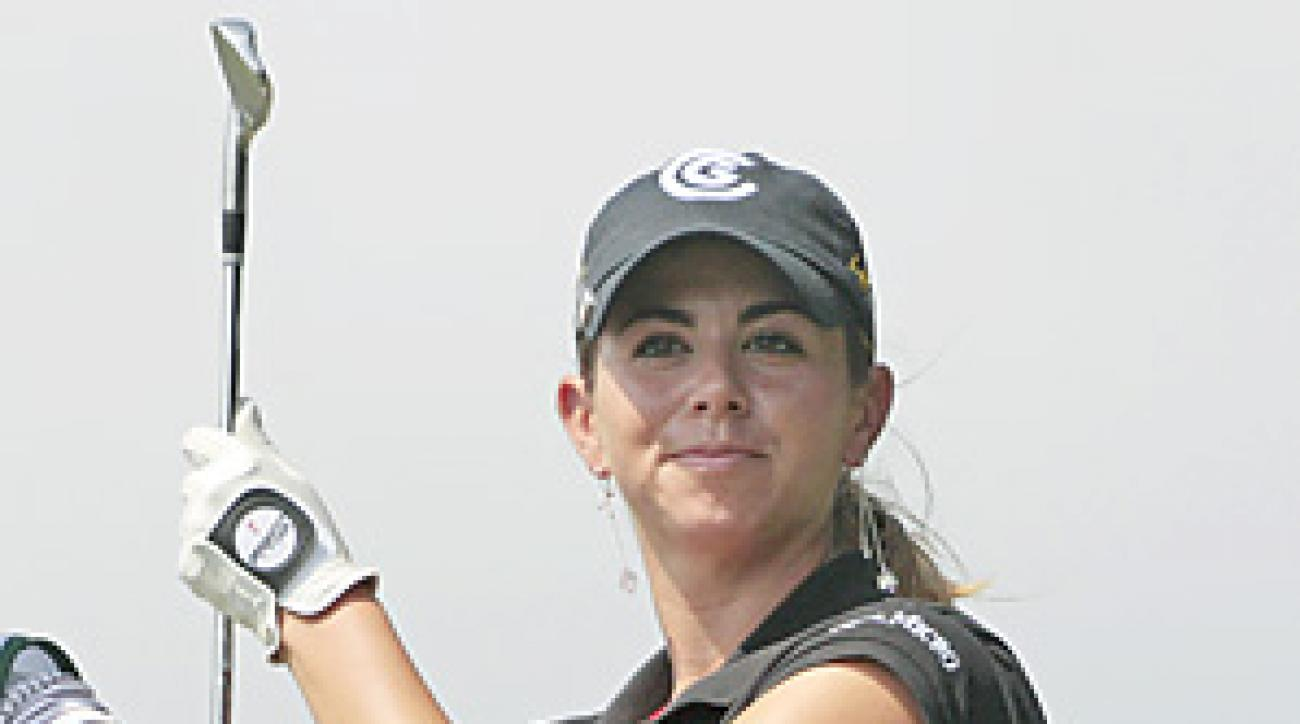 Erica Blasberg played her only LPGA event this year two weeks ago in Mexico and tied for 44th.