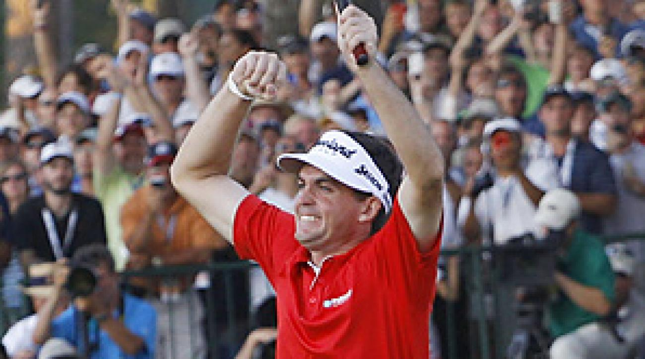 Under a new system, Keegan Bradley would have easily qualified for the U.S. Presidents Cup team.