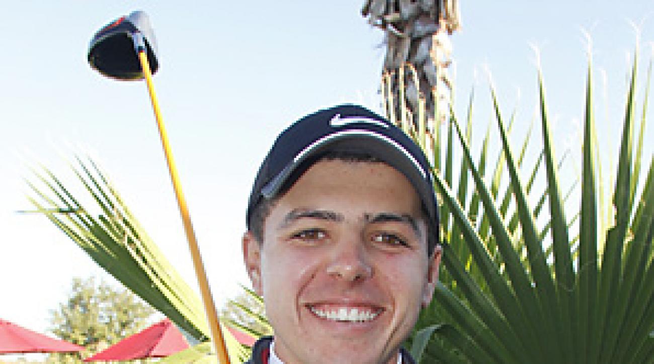 Joseph Bramlett earned a PGA Tour Card at Q-school on Monday.