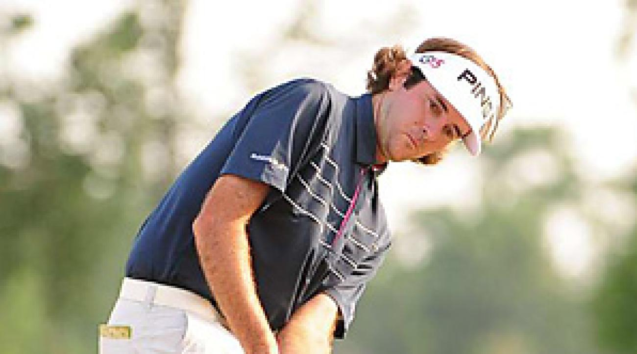Bubba Watson won his second PGA Tour event of the season and third of his career.
