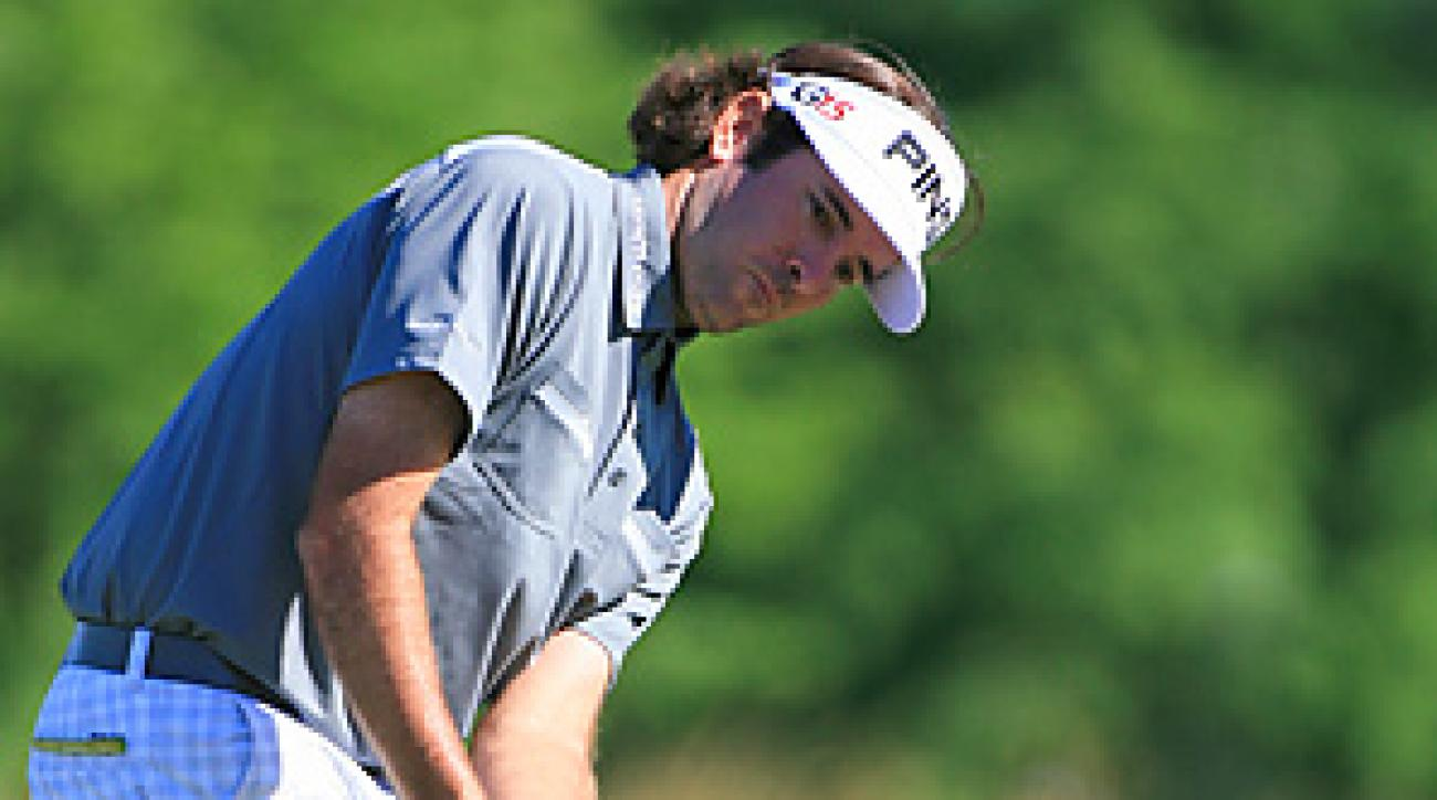Bubba Watson has two PGA Tour victories this year.