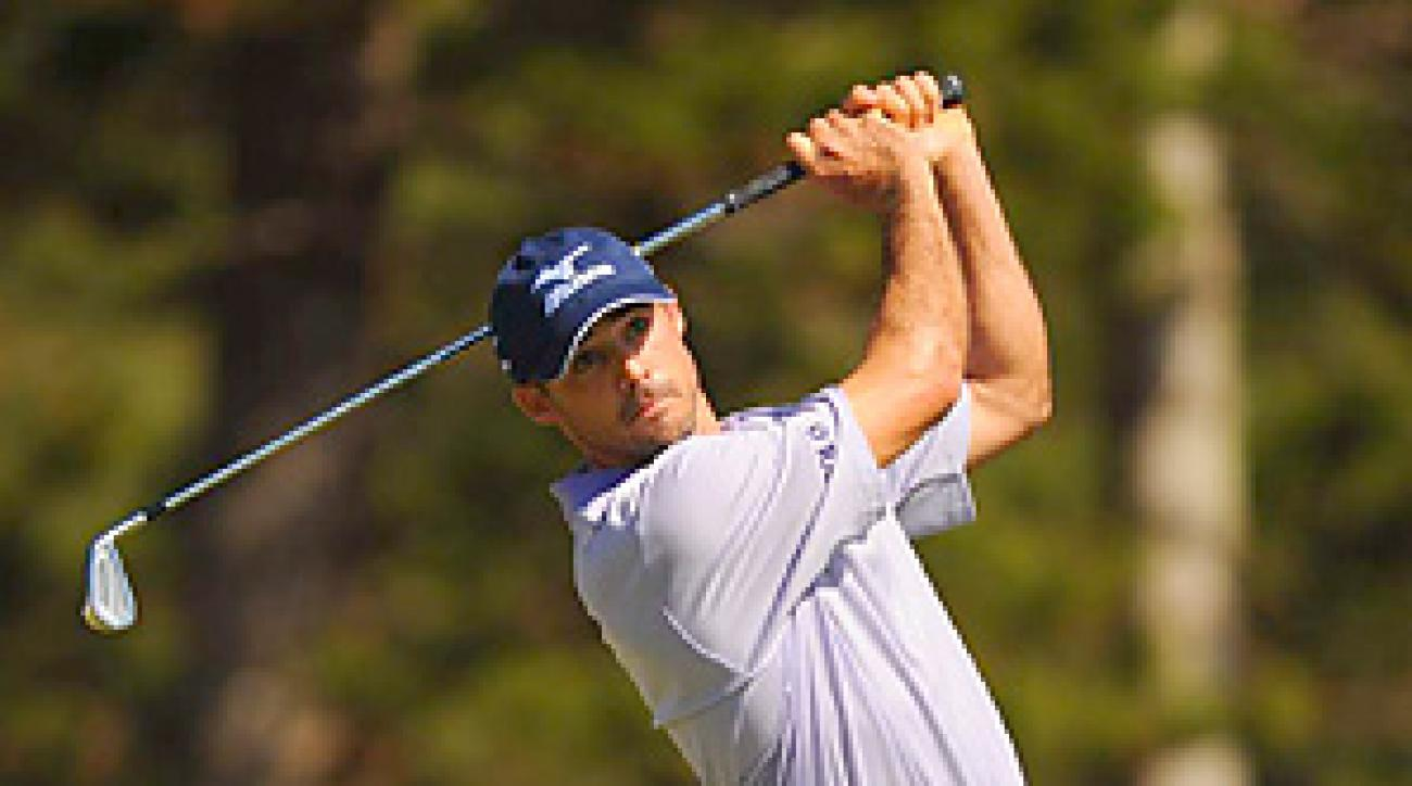 Jonathan Byrd earned his fifth career win and a trip to the 2011 Masters.