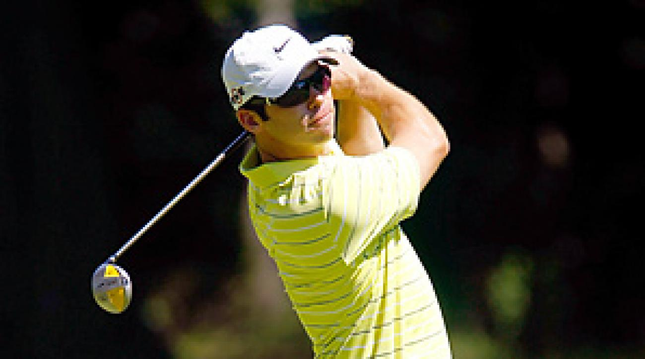 Paul Casey was one of the surprise omissions from the European Ryder Cup team.