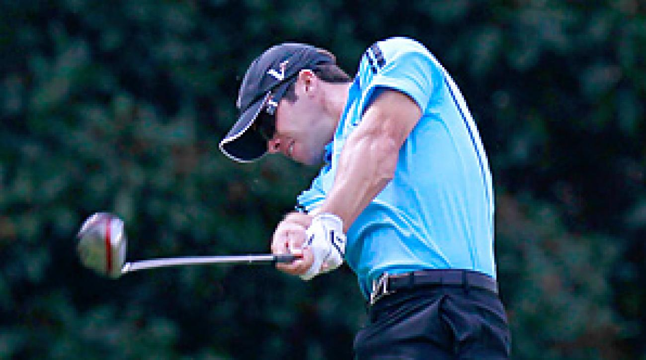 With a win at East Lake, Paul Casey would win the FedEx Cup and the $10 million prize.
