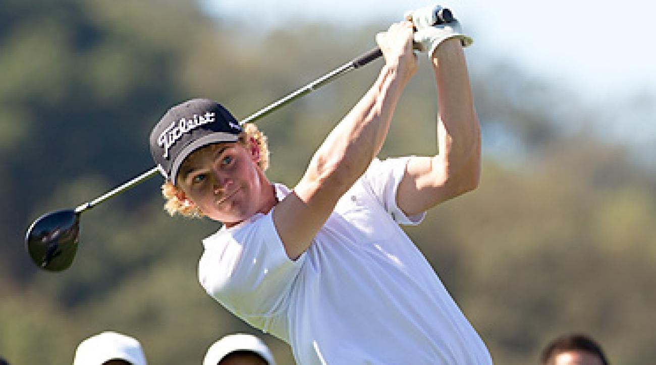 Bud Cauley finished alone in third at the Frys.com Open and made $340,000.