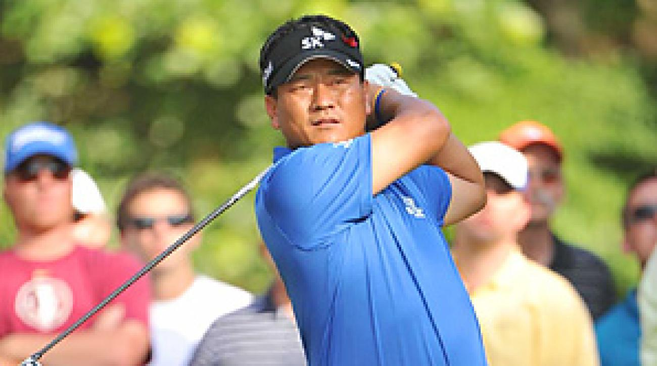K.J. Choi earned his eighth career PGA Tour victory.
