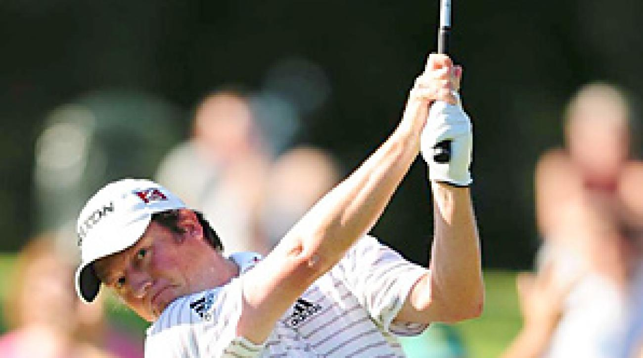Tim Clark is looking to build on his win at the Players, his first PGA Tour victory.