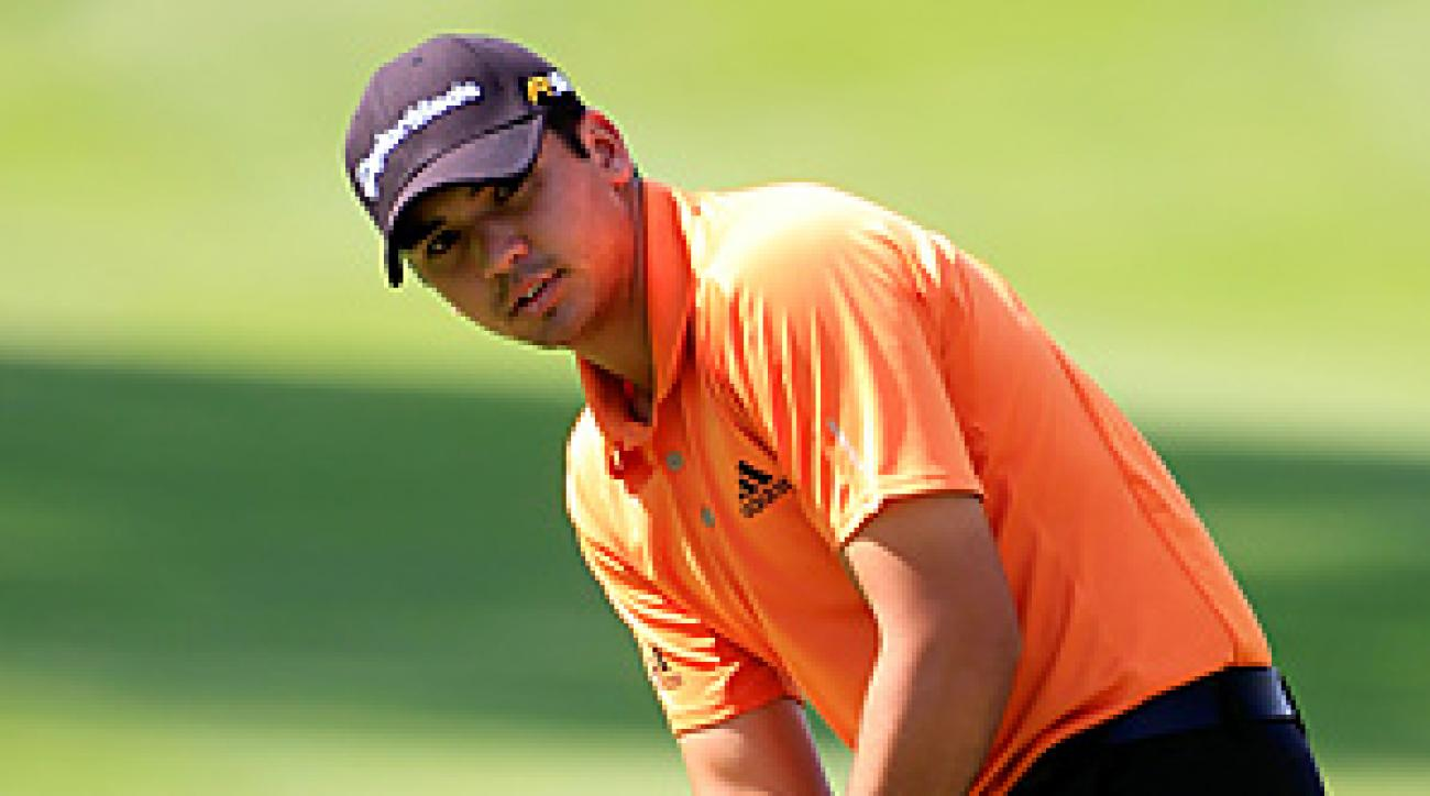 Jason Day carded six birdies and one bogey in the third round.