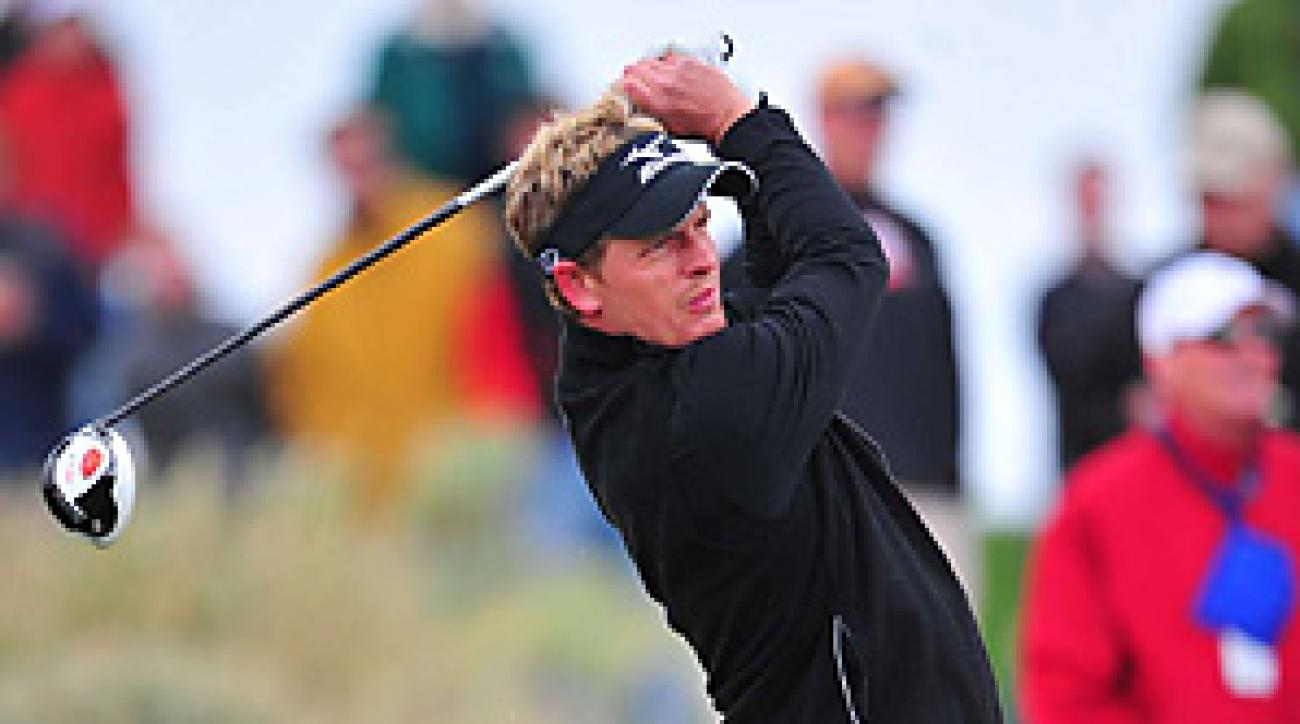 Luke Donald played only 89 holes over six matches and never trailed in any of them.
