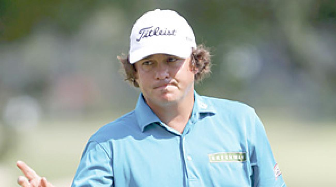 Jason Dufner has never won a PGA Tour event.