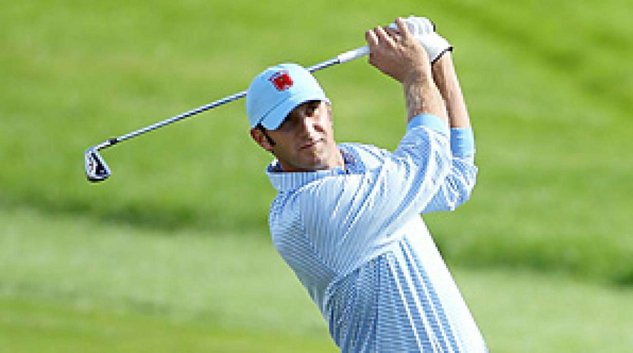 Dustin Johnson is one of the longest hitters on the PGA Tour, but ranks 161st in accuracy.