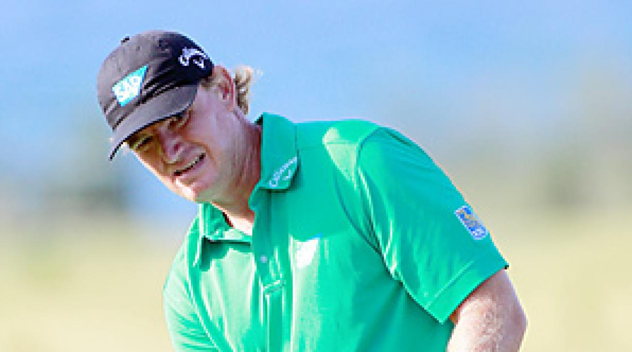 Two-time Sony open winner Ernie Els announced the inception of the Els for Autism Golf Challenge.