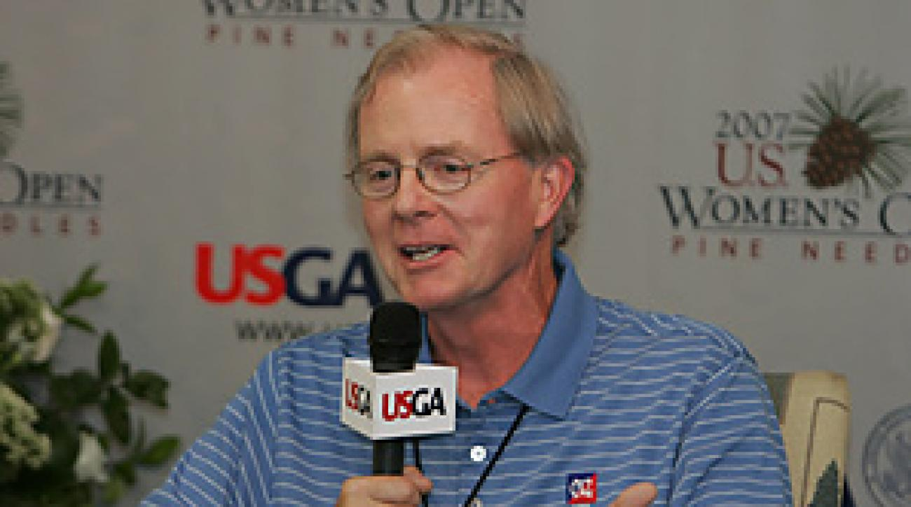 David Fay (shown here in 2007) retired as USGA director on Dec. 24.