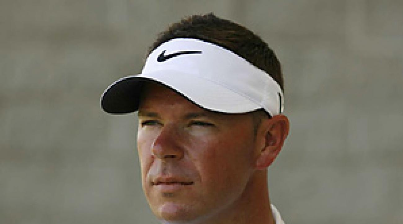 Sean Foley began working with Tiger Woods in 2010.