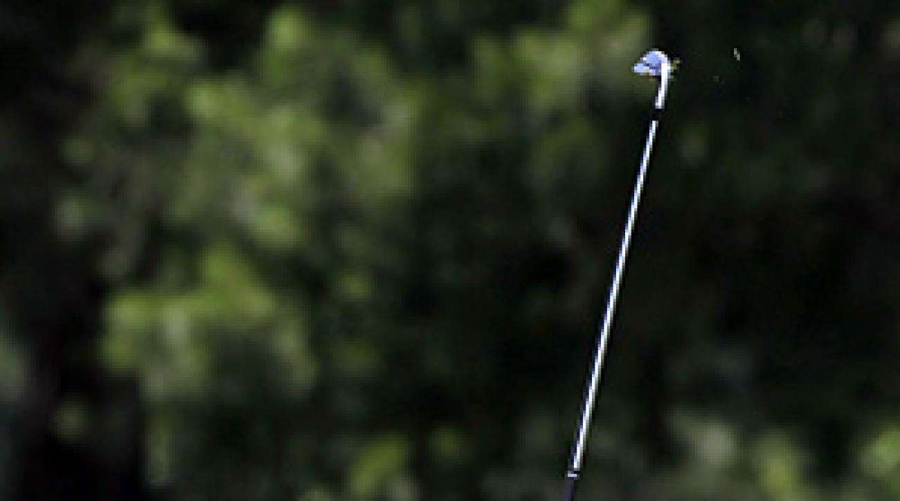 Harrison Frazar earned his first career PGA Tour victory.