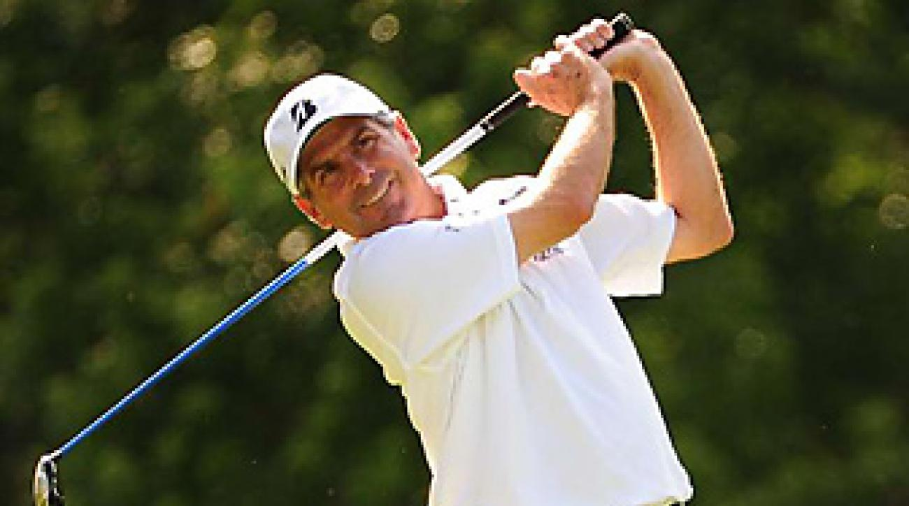 Fred Couples won the AT&T Championship by seven shots on Sunday.